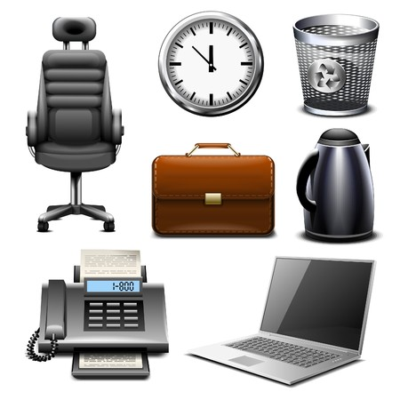 office icon set part 2