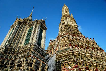 wat arun: Temple of Dawn Wat Arun in Bangkok