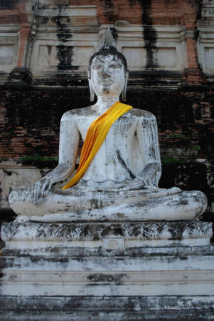 Buddhism is the dominant religion in Thailand. Therefore, there are many temples in every places in this country. Ancient and modern temples with unique Buddha statue spread from small village and big city. Stock Photo - 11891222