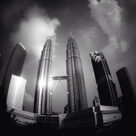 Kuala lumpur convention centre malaysia Stock Photo