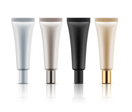 Tubes for cosmetic gel, cream
