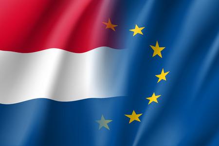 Symbol Netherlands is EU member.