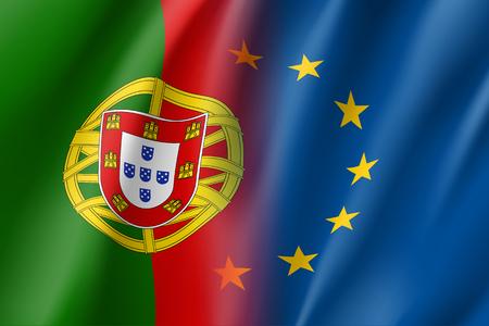 law of portugal: Symbol Portugal is EU member.