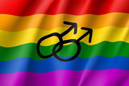 Rainbow flag movement lgbt