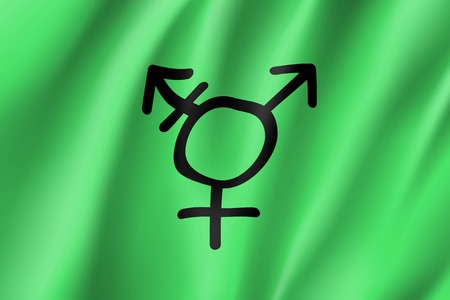 Transgender element movement lgbt Illustration