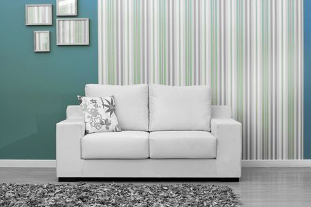 modern living room interiors Stock Photo - 12358683