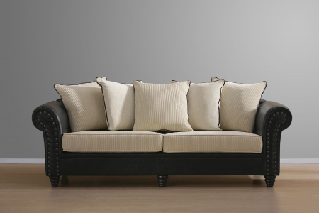 vintage sofa Stock Photo - 12344297