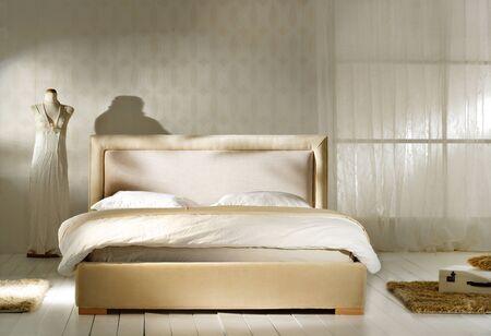 new-classic bedroom Stock Photo - 12165516