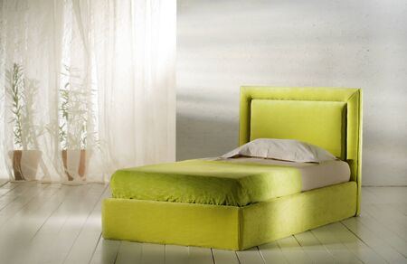 new-classic bedroom Stock Photo