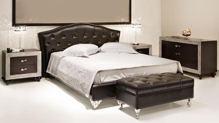 baroque room: new-classic bedroom