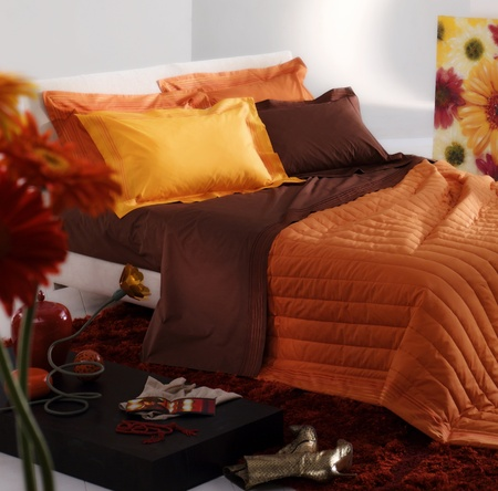 modern bedroom Stock Photo - 12358700