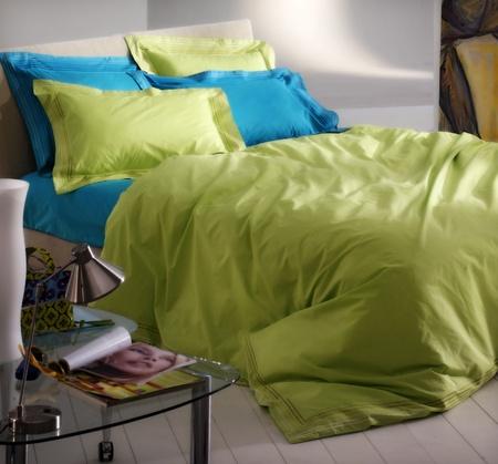 モダンなベッドルーム 写真素材