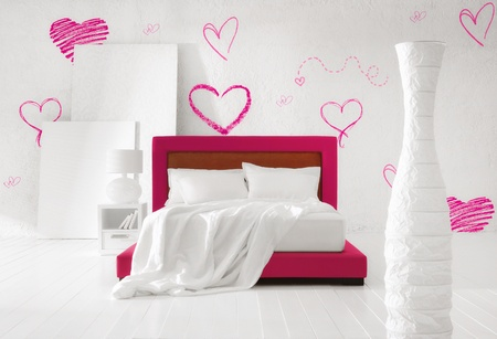 love bedroom photo