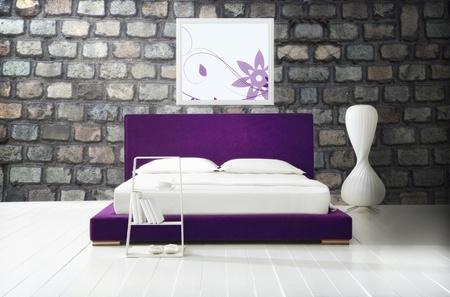 産業の寝室