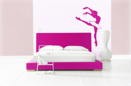 ballet bedroom photo