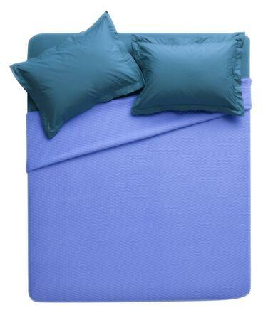 カットアウト ベッド