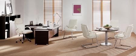 mobilier bureau: entreprise Banque d'images