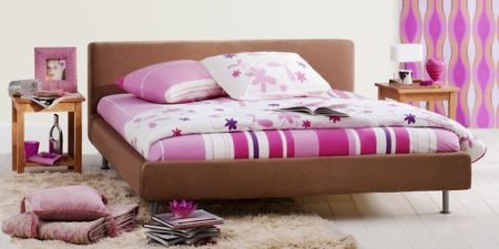 female bedroom Stock Photo - 12541628