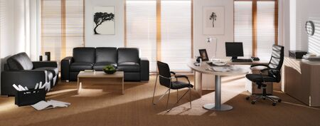 mobiliario de oficina: oficina