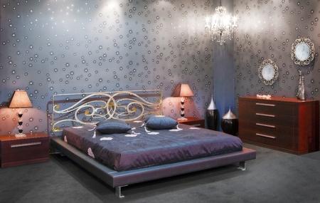 classic bedroom Stock Photo - 12525880