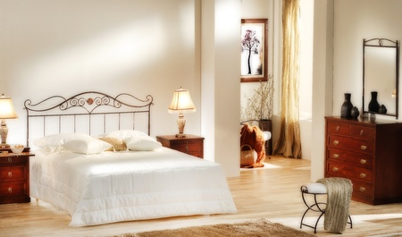 classic bedroom Stock Photo - 12525877