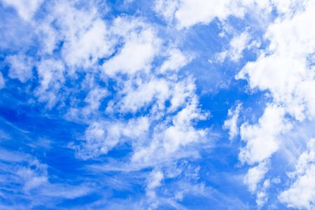 Blue sky  Stock Photo - 8197852