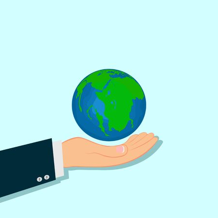 The world and the hand of responsibility to the world