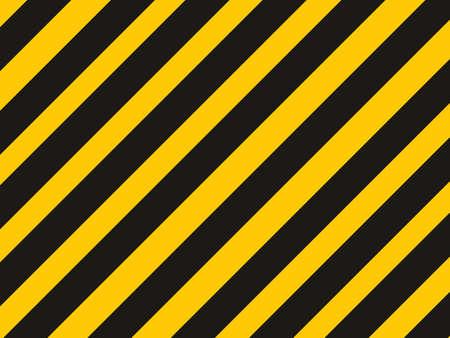 Danger background.Grunge Black and orange Surface as Warning.vector illustration eps