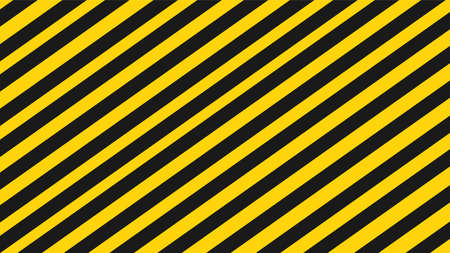 Danger background.Grunge Black and yellow Warning background.vector illustration eps