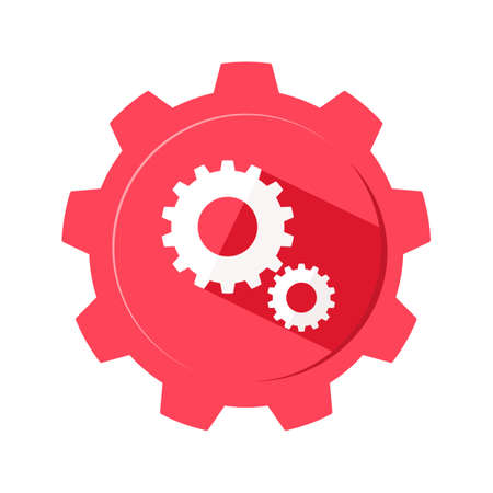 gear icon for your web site design, app, UI.