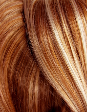 dark highlight hair texture abstract background photo