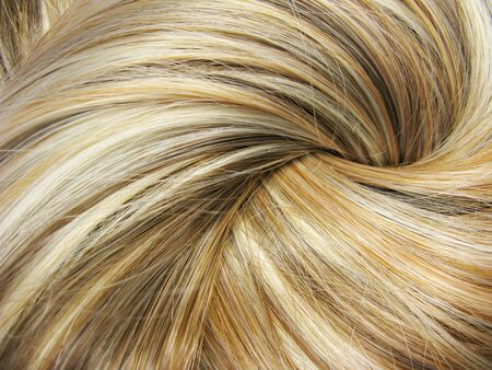 highlight hair texture abstract background Stock Photo - 11225661
