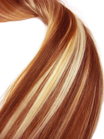 highlight hair texture abstract background Stock Photo - 11331644