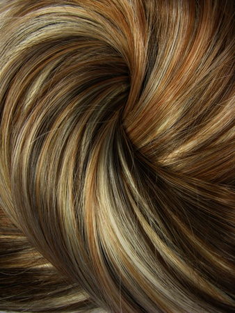 dark highlight hair texture abstract background Stock Photo - 11331617