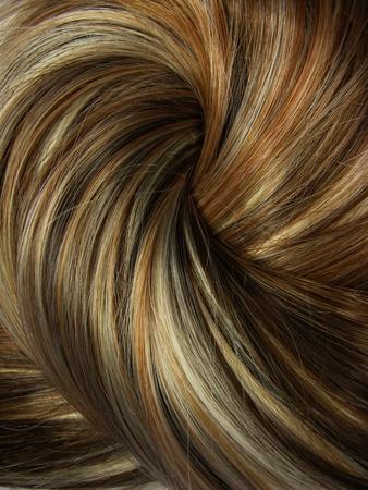 Evidenziare i capelli scuri texture di sfondo astratto Archivio Fotografico - 11331617