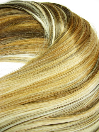 highlight hair texture abstract background Stock Photo - 11495451