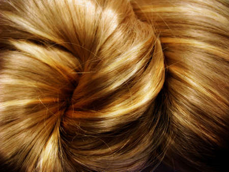 highlight hair texture abstract background Stock Photo - 11599183
