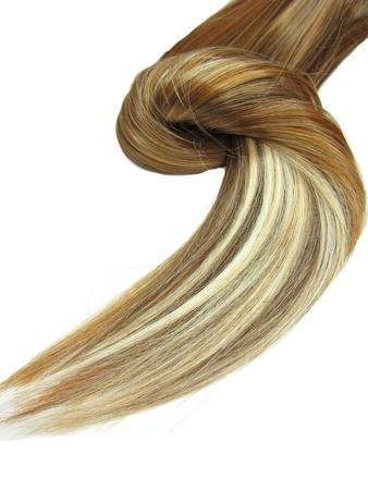 Evidenziare le texture sfondo astratto dei capelli Archivio Fotografico - 11851060