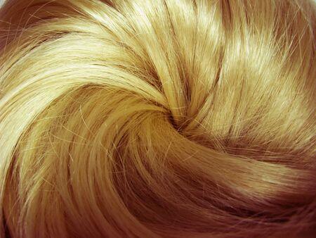 gingery: dark gingery hair texture background