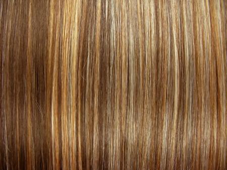 Evidenziare le texture sfondo astratto dei capelli Archivio Fotografico - 12153959