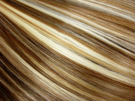 pelo rojo: resaltar la textura del pelo de fondo abstracto