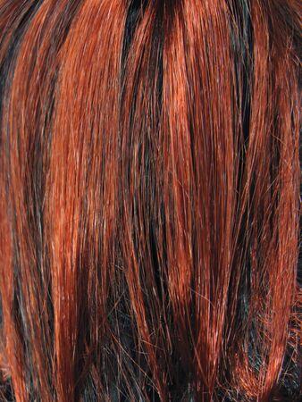 dark hair texture absstact background Stock Photo - 12727116