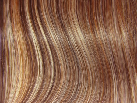 highlight hair texture abstract background Stock Photo - 13834626