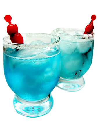 cruchon: c�cteles sin alcohol Cruchon con hielo y menta