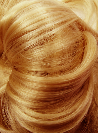texture capelli: highlight hair texture abstract background