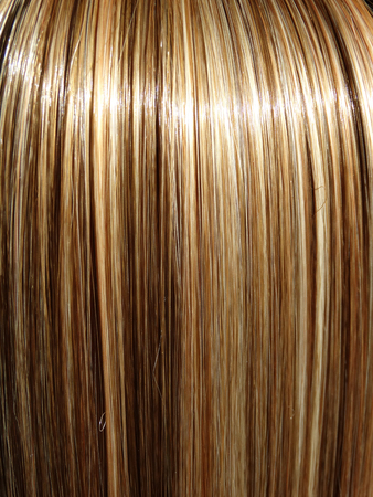 gingery: highlight hair texture abstract background