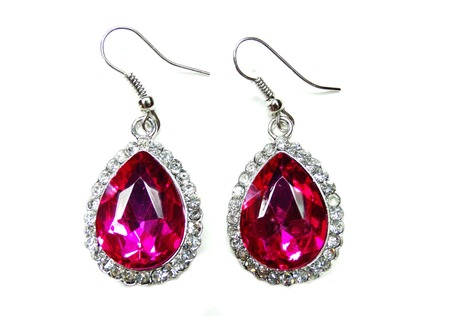 zafiro: earrings with bright crystals jewellery