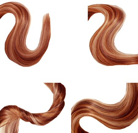 textura pelo: highlight hair texture abstract fashion background