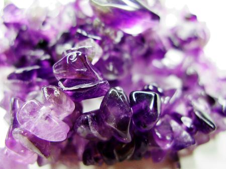 amethyst natural quartz blue gem geological crystals texture background