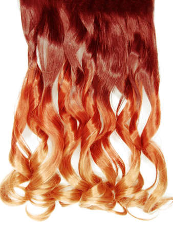 hair texture ombre curly abstract fashion style background